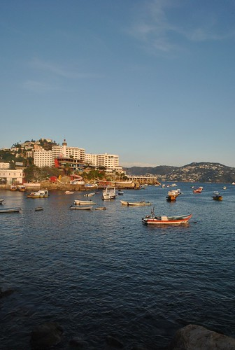 Playa Caleta: one of the oldest beaches in the Acapulco Bay