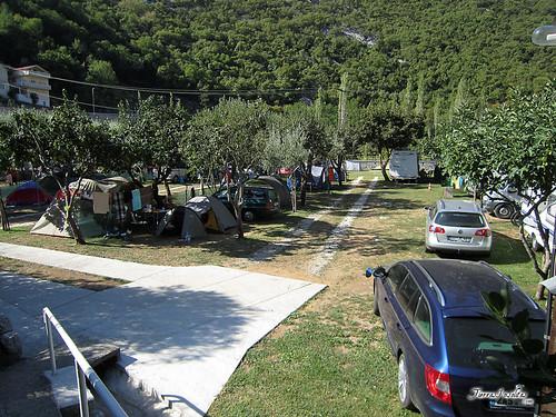 Autocamp Naluka (Morinj)