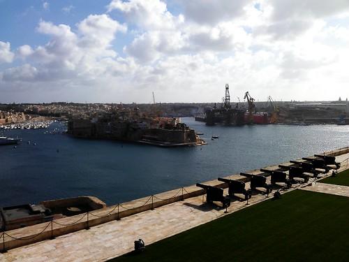 Malta (Valletta)Día 3: Malta (Valletta: Catedral, Iglesia St Paul Shipwreck, Fuerte, Bastión, etc. Paola: Hypogeum, etc. Tarxien. Fgura. Cospicua. Senglea, Vittoriosa. Gudja).