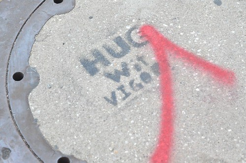 hug wit vigor