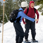 Raging Granny Snowshoes