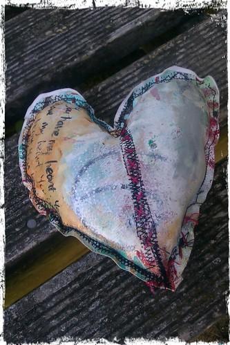 A full heart by Tarsh White