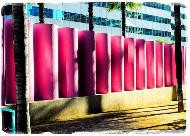 Pershing Square Pinks
