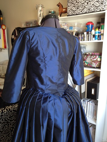 Back and Skirt Attachment