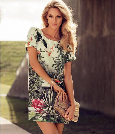 tropik elbise-2