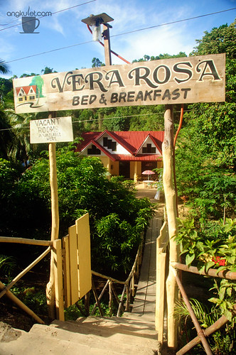 Vera Rosa Bed and Breakfast, El Nido, Palawan