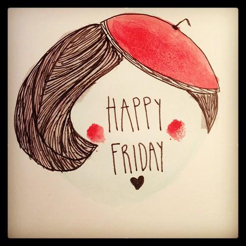 #happyfriday #felizviernes #joyeuxvendredi