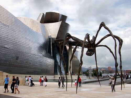 Guggenheim's giant spider