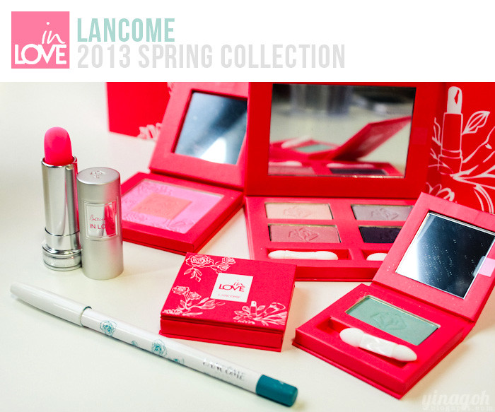 9699e1bb763 FotD: Lancome Spring Color Collection 2013 + Hypnose Star Mascara ...