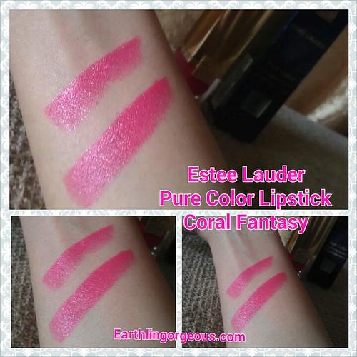 PureColor Long Lasting Lipstick Coral Fantasy