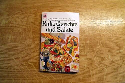 Kalte Gerichte und Salate