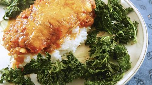 Chicken Salsa Cheese 13