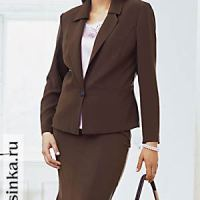 Burda Faux Peplum Jacket  - Construction Notes - Magazine 2006/08/128