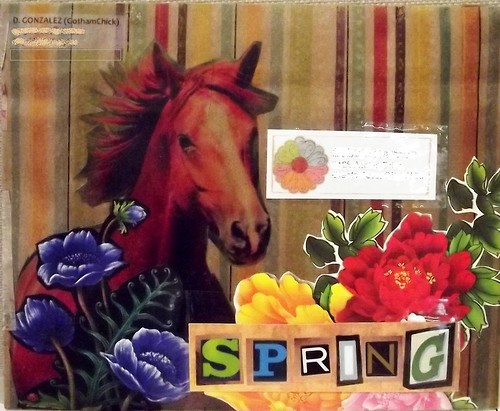 Mail Art - Spring 1b (Front)