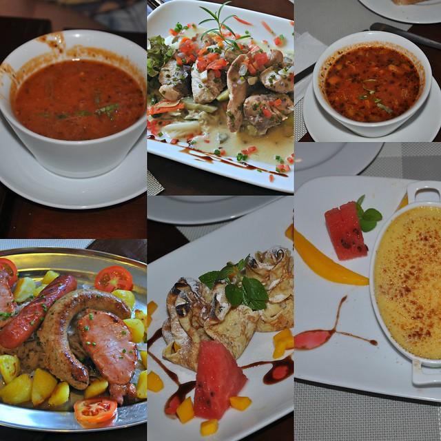 Bergblick Deutsches Restaurant specialties