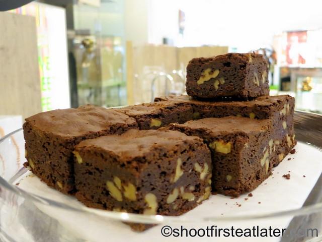 Vero Chocolates - brownie HK$30-001
