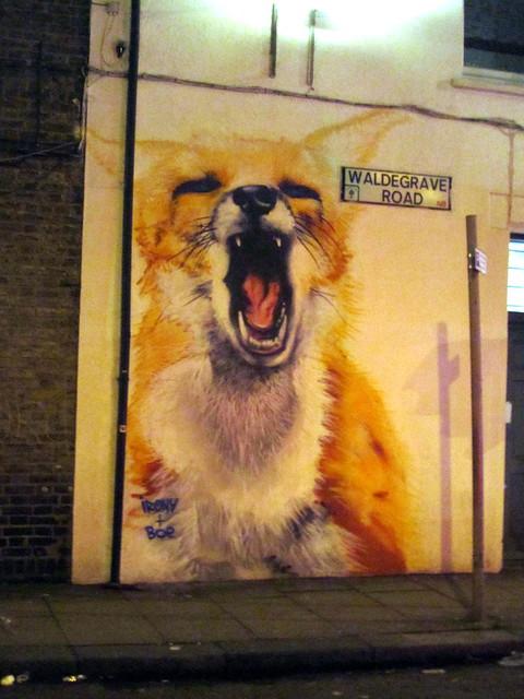 Fantastic Mr Fox (Irony & Boe)