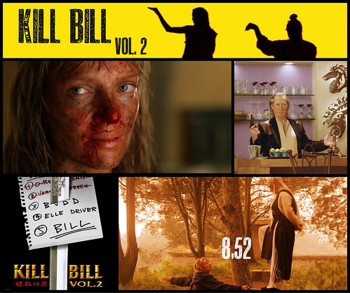 MONDO TARANTINO - KILL BILL VOL2