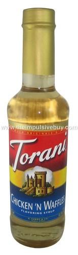 Torani Chicken 'n Waffles