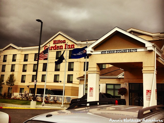 hilton garden inn anchorage - Hilton Garden Inn Anchorage