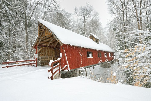 """Loon Song Covered Bridge"" ~ Joshua's Crossing"