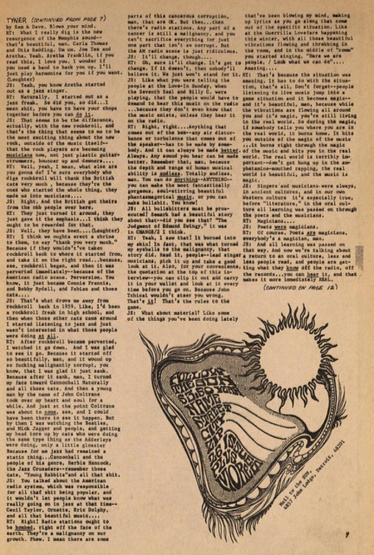 Rob Tyner - MC5 Lead Singer Interview 1967 (3)