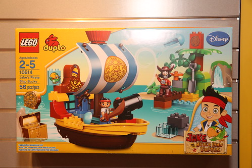 10514 Jake's Pirate Ship Bucky 1
