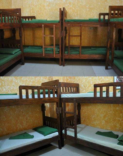 Casa Teofila Dormitory Rooms