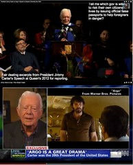 President Jimmy Carter vs. Ben