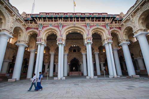 Swarga Vilas in Nayakkar Palace