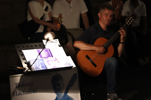 Guitarist, Florence