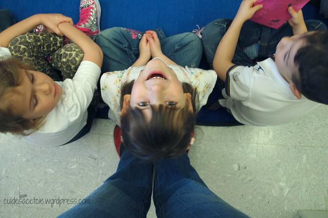 preschool time!
