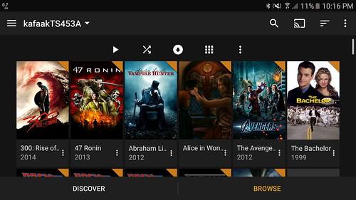 Plex Media Server ช่วยให้บริหารจัดการหนังได้สะดวก