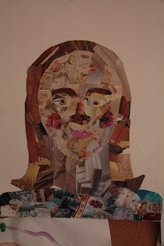 Self Portrait Mosaic