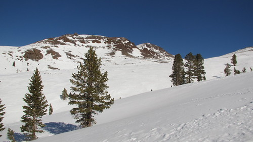 Snowshoe to Red Lake Peak