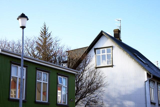 Reykjavík Grettisgata 1