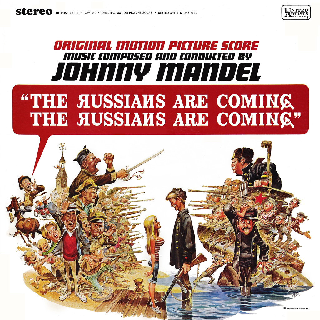 Johnny Mandel - The Russians Are Coming