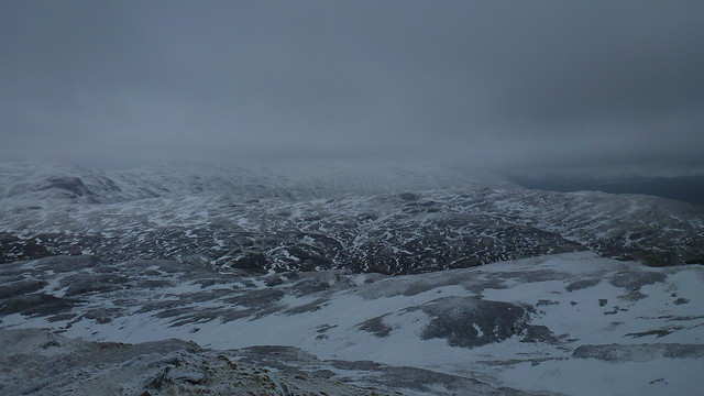 The Stob, Meall na Frean