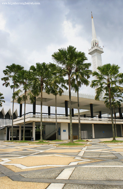 Masjid Negara Kuala Lumpur Malaysia National Mosque