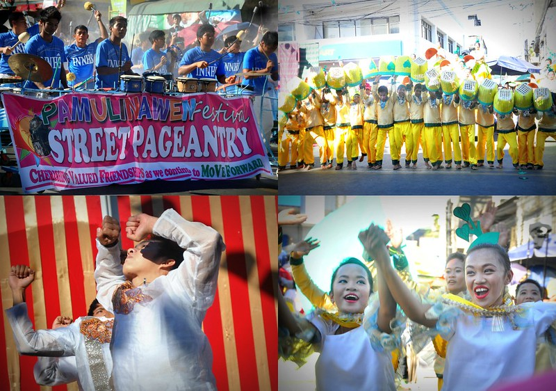Laoag Street Pageantry