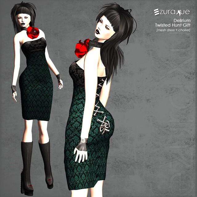 ezura + Twisted Hunt Gift