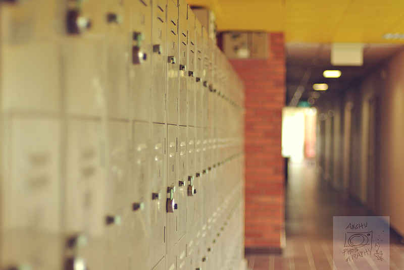 Day 55.365 - Lockers