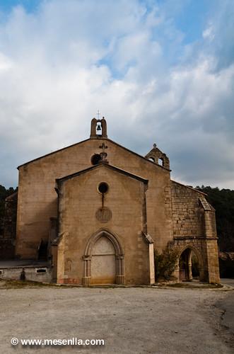 Església prop de Minervois