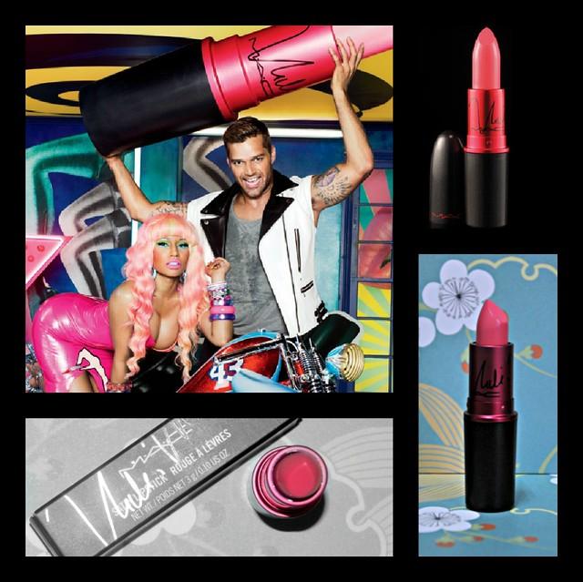 MAC Viva Glam Nicki