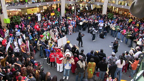 Idle No More WEM Grand Entry