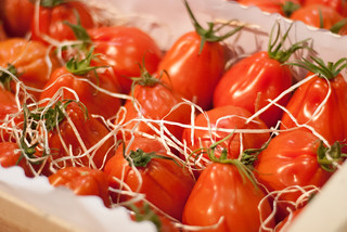 Een soort tomaten