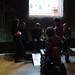 Reflexión en grupo en el espacio del Medialab-Prado