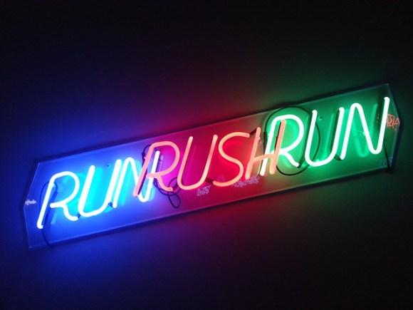 RUNRUSHRUN