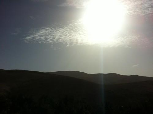 Interior desert, Jordan (February 2013)