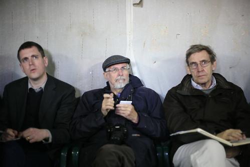 Simon, John and Martin